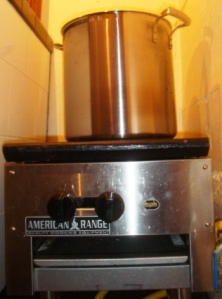 Brew Kettle and Stock Pot Range