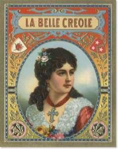 La_Belle_Creole_label