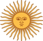 Inti the Inca Sun God