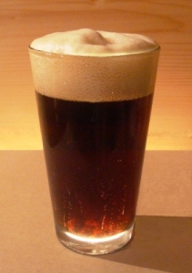 Umami-filled Nut Brown Ale