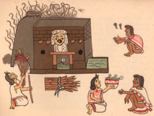Tamazcal: Aztec Sauna or Sweat Lodge
